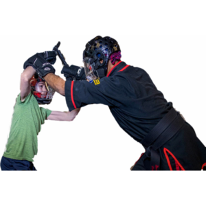 Fun clash in Pro Arnis